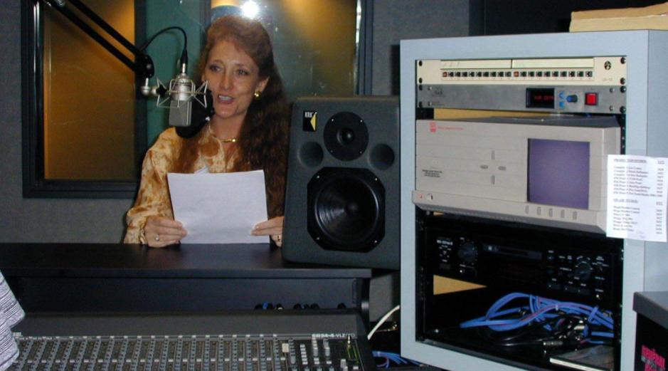 """Radio Podcast Interviews With Heidi Richards Mooney"""