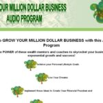 """Grow A Million Dollar Business Landing Page"""