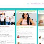 """Website Design Inventiong Women"""