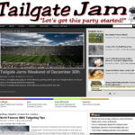 """Web Design Tailgate Jam"""