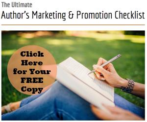 Author Marketing Checklist