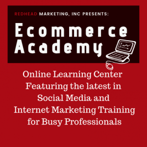 """eCommerce Academy member area"""